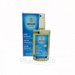 WELEDA Desodorante Spray de...