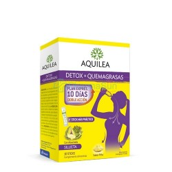 AQUILEA Detox + Fat Burners...