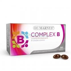 MARNYS Complex B 60 capsules