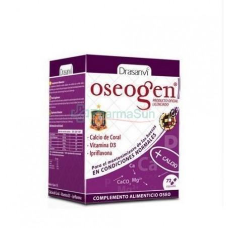 DRASANVI Oseogen Articulate 72 capsules