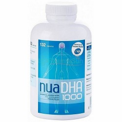 nuaDHA 1000 90 Pearls