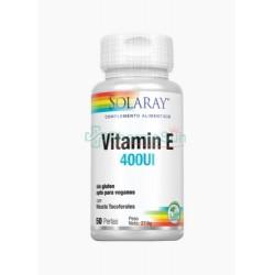 SOLARAY Vitamin E 400 UI...