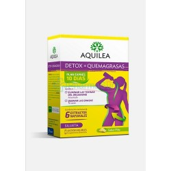 AQUILEA Detox + Fat burner...