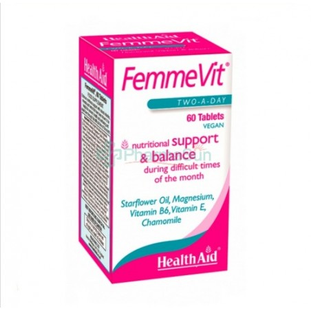 Femmevit HEALTH AID 60 tablets