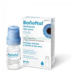Bañoftal Dry Eye Multidose...