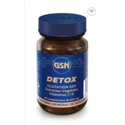 GSN Detox 60 tablets