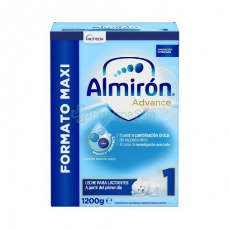Almiron Advance 1 Format Saving Infant Milk 1200g 0-6m