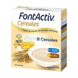 Fontactiv 8 Cereals 600g...