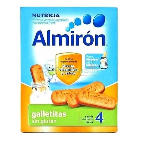 Almirón婴儿无麸质磨牙饼干 4月+ 250g