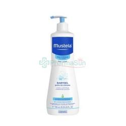 Mustela Babygel Foam Bath...