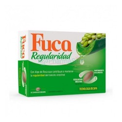 FUCA regularidad 60 tablets