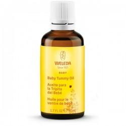 WELEDA Baby Massage Oil to...