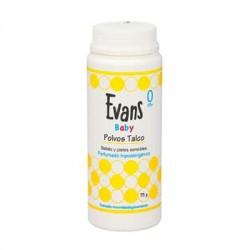 EVANS Baby Talc Powder 75g
