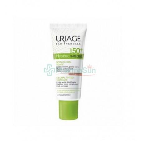 URIAGE Hyseac 3-REGUL Cuidado Global Color piel grasas SPF50+ 40ml