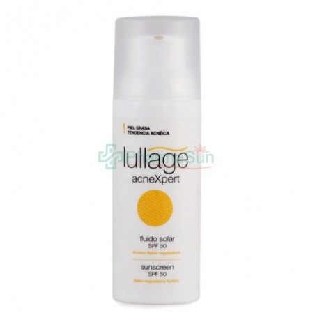 LULLAGE AcneXpert Solar Fluid SPF50+ 50ml