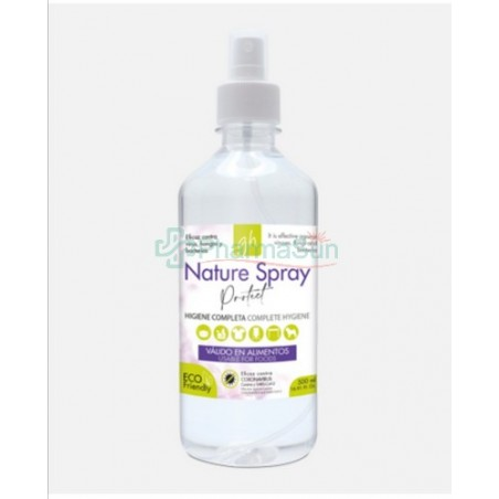 GH Nature Spray全效有机天然消毒喷雾-家具/衣物/水果/宠物/口罩 500ml