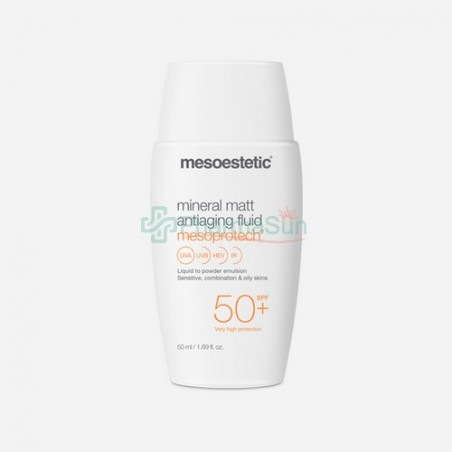 Mesoestetic Mesoprotech Mineral Matt Antiaging Fluid 50ml