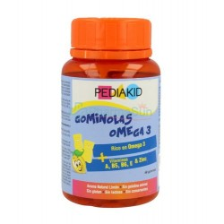 PEDIAKID Omega 3 60 jelly...