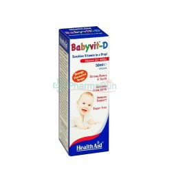 HealthAid Babyvit-D Drops...