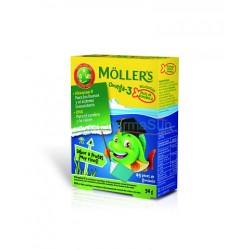 MOLLER'S Omega-3 45 Jelly...