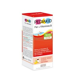 PEDIAKID Iron + Vitamin B...