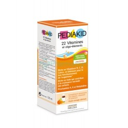 PEDIAKID 22 Vitamins and...