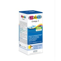 PEDIAKID Omega 3 125ml...