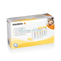 MEDELA Breast milk bottles...