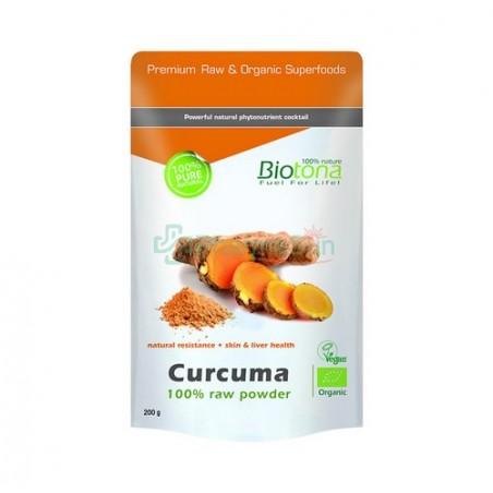 BIOTONE 100% Curcuma 200g