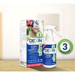 DEXIN Anti-lice 120ml