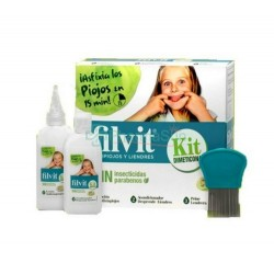 FILVIT Pack Anti-lice and Nits