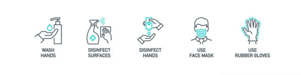 Others - Disinfection and Prevention / COVID-19 - PharmaSun
