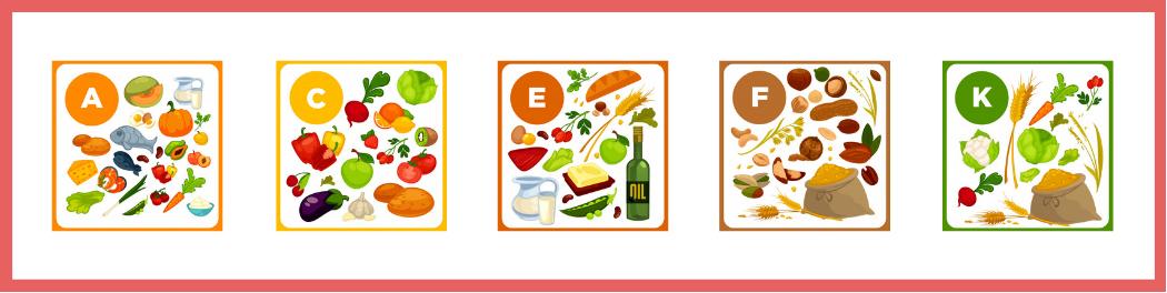 Vitamins and Mineral Salts - Infant Food Online - PharmaSun