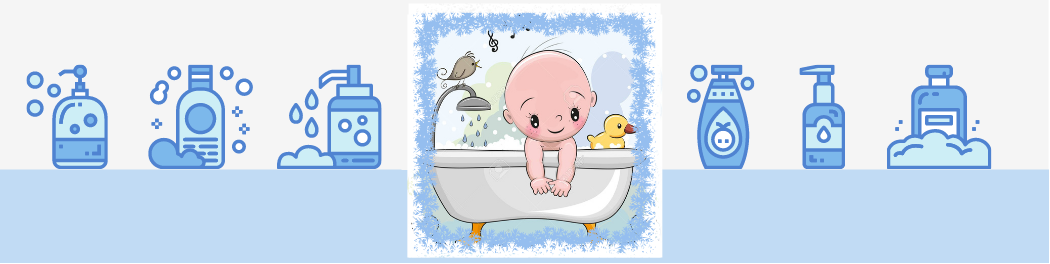 Children's Shampoo and Gel - Shower & Bath - PharmaSun